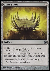 Culling Dais (Scars of Mirrodin)