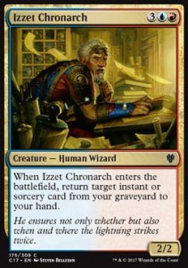 Izzet Chronarch (Commander 2017)