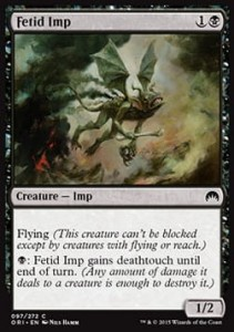 Fetid Imp (Magic Origins)