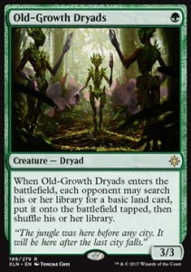 Old-Growth Dryads (Ixalan)
