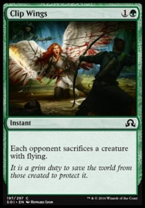 Clip Wings (Shadows over Innistrad)