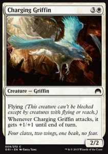 Charging Griffin (Magic Origins)