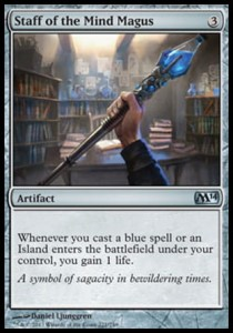 Staff of the Mind Magus (M14)