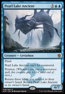 Pearl Lake Ancient (Khans of Tarkir)