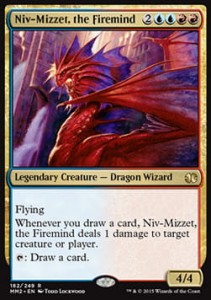 Niv-Mizzet, the Firemind (Modern Masters 2015)