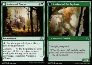 Autumnal Gloom (Shadows over Innistrad)