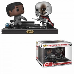 Funko POP Star Wars - Rematch on the Supremacy #257 - Finn vs Captain Phasma