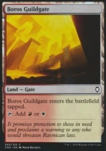 Boros Guildgate (Commander Anthology II)