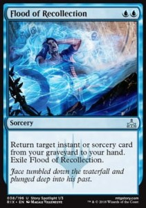 Flood of Recollection (Rivals of Ixalan)