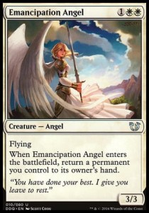 Emancipation Angel (DD: Blessed vs Cursed)
