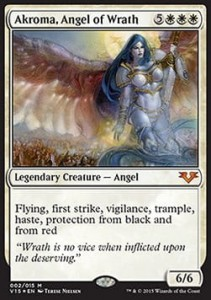 Akroma, Angel of Wrath (FtV: Angels)