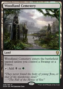 Woodland Cemetery (Dominaria)