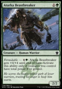 Atarka Beastbreaker (Dragons of Tarkir)