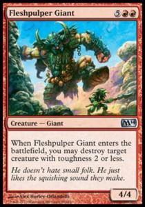 Fleshpulper Giant (M14)
