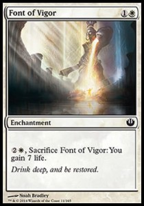 Font of Vigor (Journey Into Nyx)