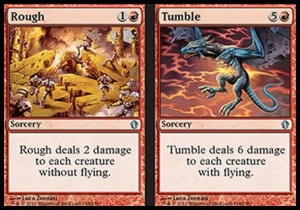 Rough / Tumble (Commander 2013)