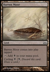 Barren Moor (DD: Divine vs. Demonic)