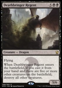 Deathbringer Regent (Dragons of Tarkir)