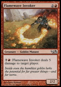 Flamewave Invoker (DD: Elves vs Goblins)