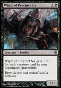 Wight of Precinct Six (DD: Jace vs Vraska)