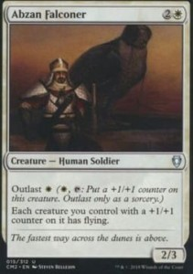 Abzan Falconer (Commander Anthology II)
