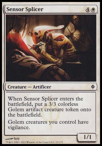 Sensor Splicer (New Phyrexia)