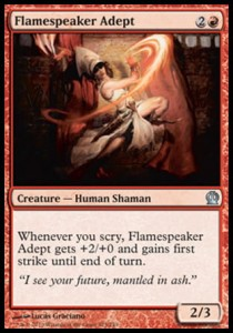 Flamespeaker Adept (Theros)