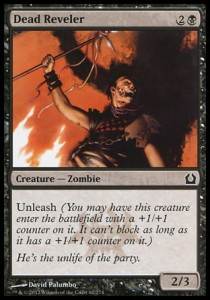 Dead Reveler (Return to Ravnica)