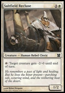 Saltfield Recluse (Modern Masters)