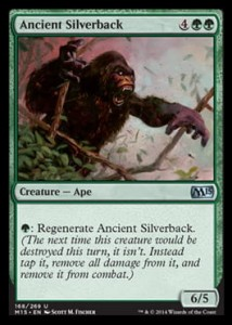 Ancient Silverback (M15)
