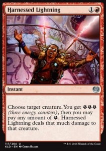 Harnessed Lightning (Kaladesh)