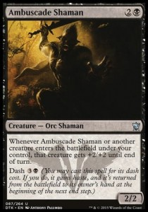 Ambuscade Shaman (Dragons of Tarkir)
