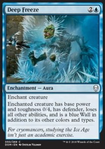 Deep Freeze (Dominaria)