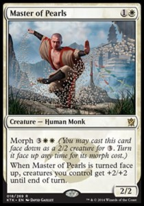 Master of Pearls (Khans of Tarkir)