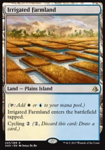 Irrigated Farmland (Amonkhet)