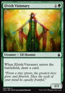 Elvish Visionary (Commander Anthology 2017)