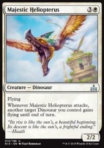 Majestic Heliopterus (Rivals of Ixalan)