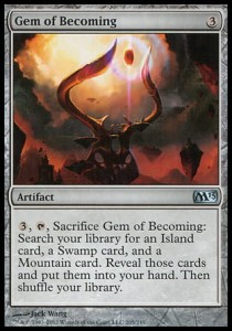 Gem of Becoming (M13)