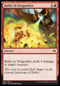 Bathe in Dragonfire (Fate Reforged)