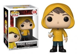 Funko POP It - Georgie Denbrough # 536