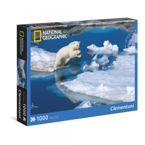 National Geographic Polar Bear - Puzzle 1000
