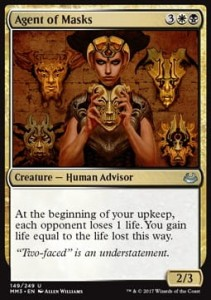 Agent of Masks (Modern Masters 2017)