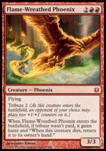 Flame-Wreathed Phoenix (Born of the Gods)