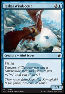 Jeskai Windscout (Khans of Tarkir)