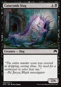 Catacomb Slug (Magic Origins)