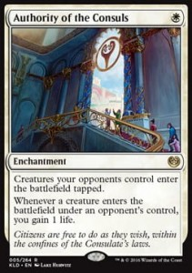 Authority of the Consuls (Kaladesh)