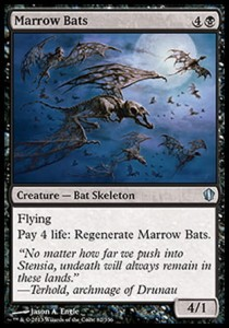Marrow Bats (Commander 2013)