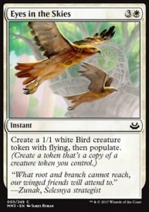 Eyes in the Skies (Modern Masters 2017)