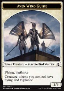 Aven Wind Guide Token (Amonkhet 04/25)