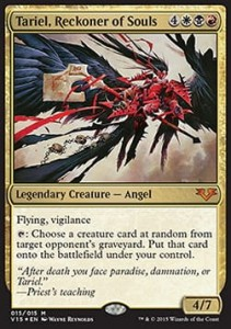 Tariel, Reckoner of Souls (FtV: Angels)